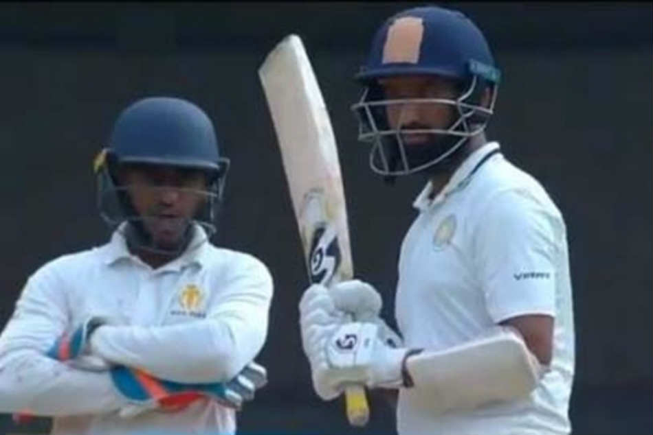 Ranji Trophy 2018-19: Manish Pandey tries to sledge Cheteshwar Pujara; latter hits a six to give a fitting response