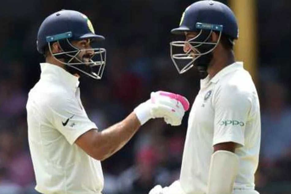 Viv Richards Posts Special Message Virat Kohli Cheteshwar Pujara
