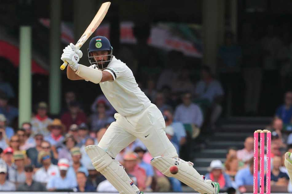 India Vs Australia Pujara S Mammoth 193 Sixth Highest Score By An Asian In Australia
