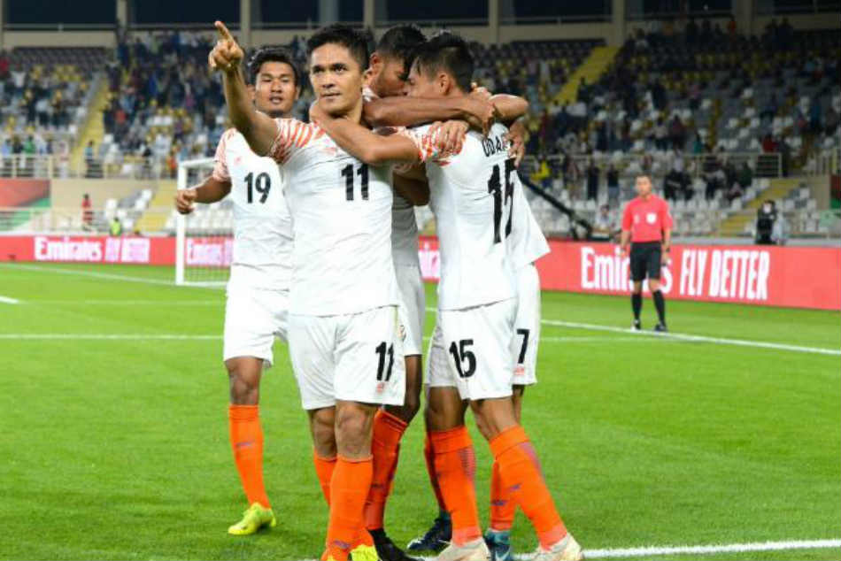 Asian Cup 2019 India Register Their Biggest First Win Since 1964