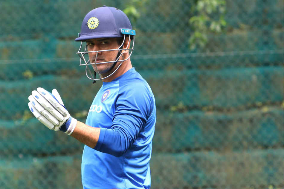 IND vs NZ: MS Dhoni fit for Team India return? Former skipper spotted in nets ahead of 4th ODI