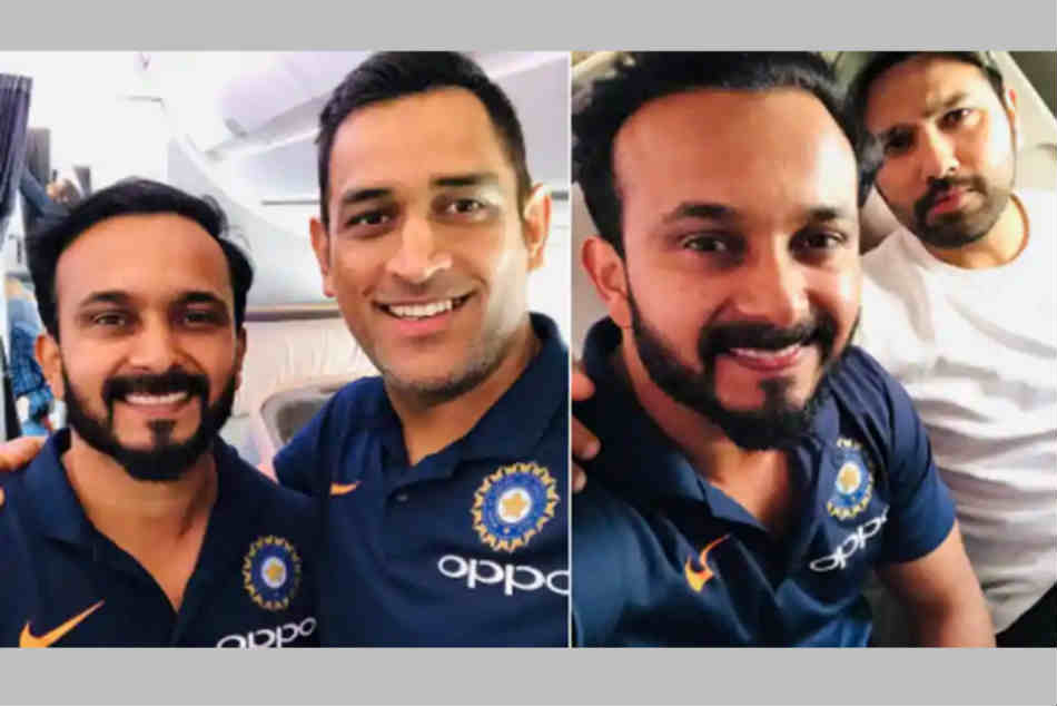 India Vs Australia Ms Dhoni Rohit Sharma Among Others Depart For Australia For Odi Series
