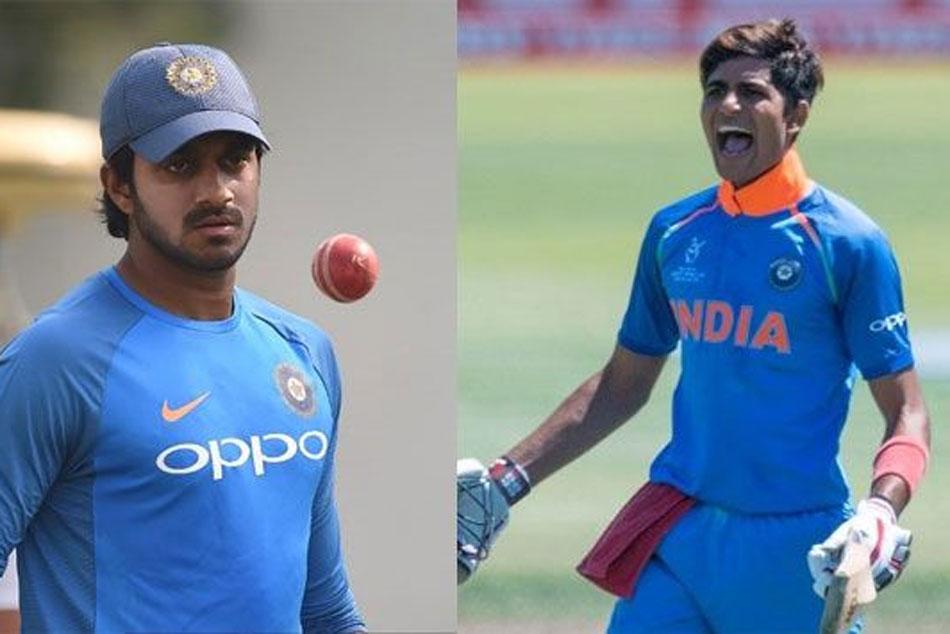Shubman Gill Shankar Replace Rahul Pandya