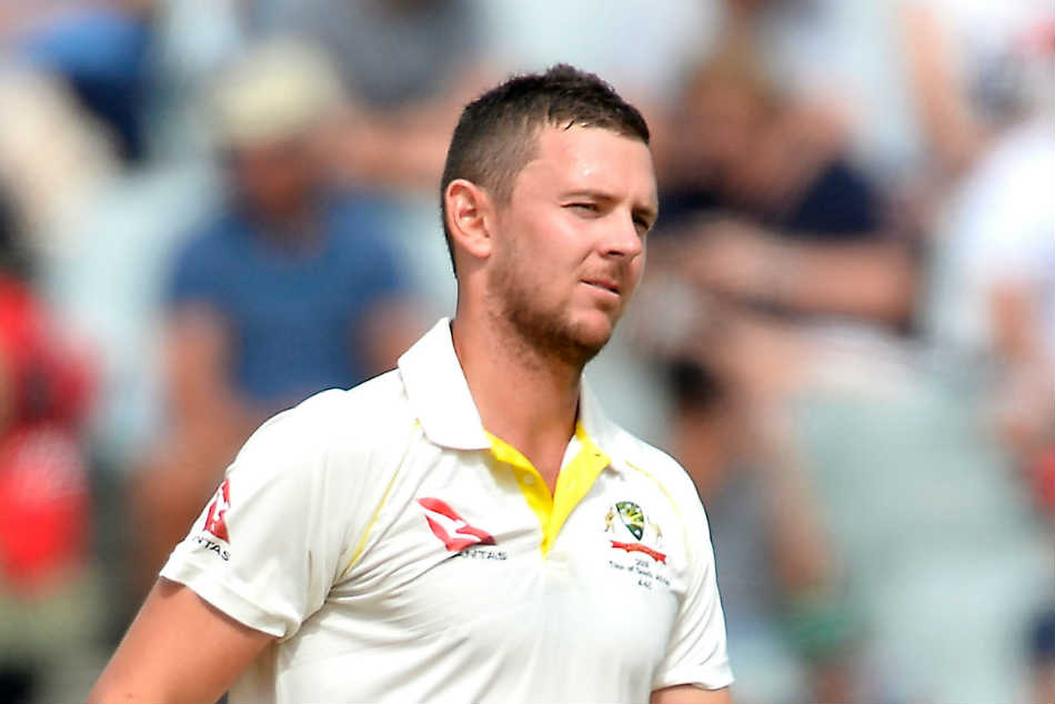 Australia S Hazlewood Ruled Of Sri Lanka Series