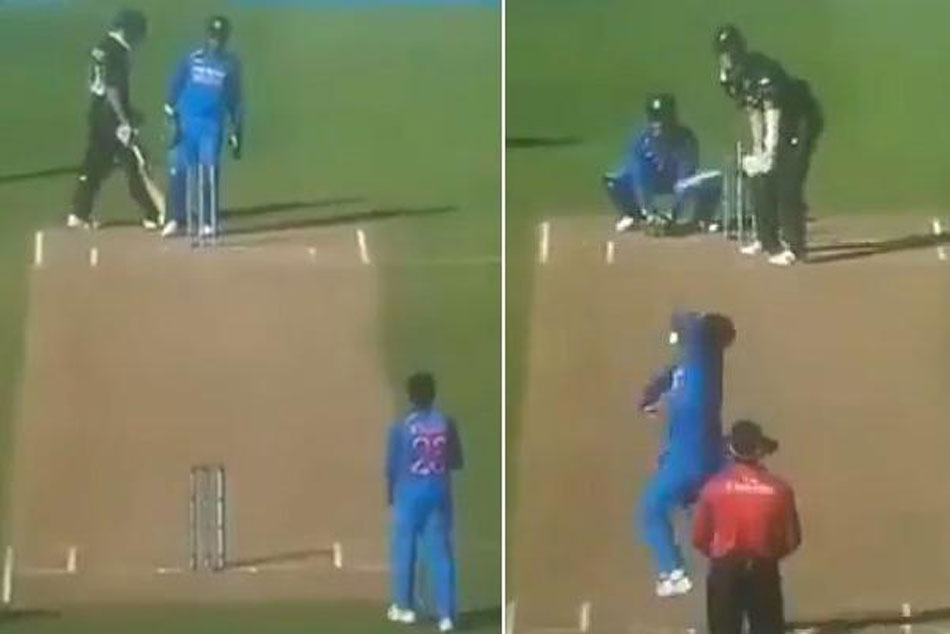 Watch Ms Dhoni The Genius How Msd Plotted Trent Boult S Dismissal With Kuldeep Yadav