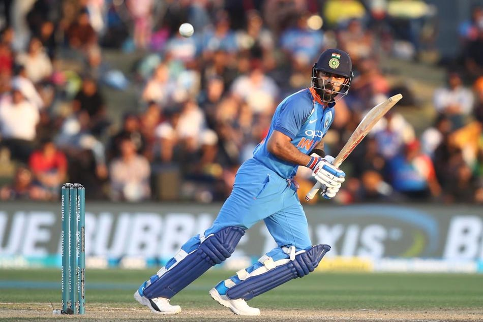 India Vs New Zealand 3rd Odi India Thrash New Zealand 7 Wickets To Seal Series Win