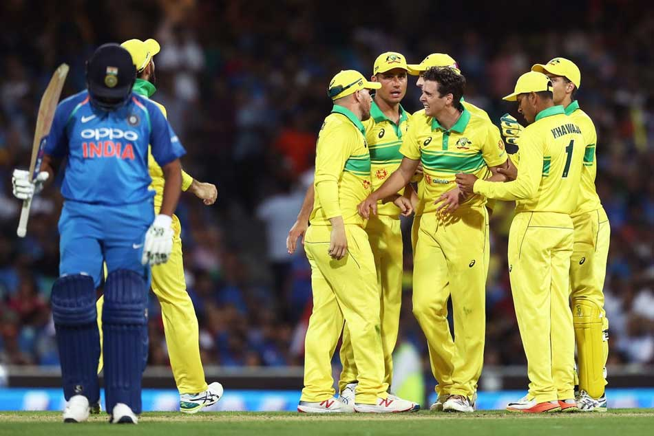 Australia Vs India 2019 1st Odi Statistical Highlights
