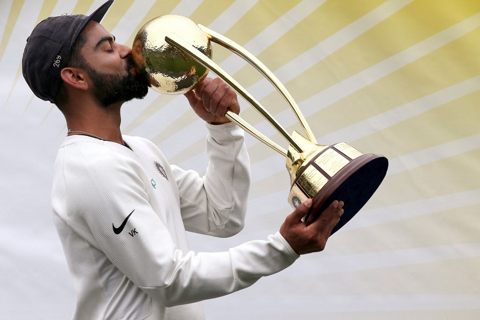 Virat Kohli Co End 72 Year Long Wait Bag Maiden Test Series Win In Australia