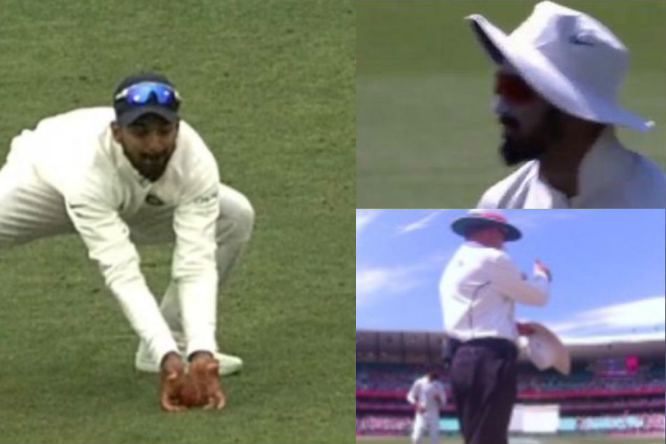 Watch: KL Rahul wins hearts with elite honesty, displays sportsman spirit on the field