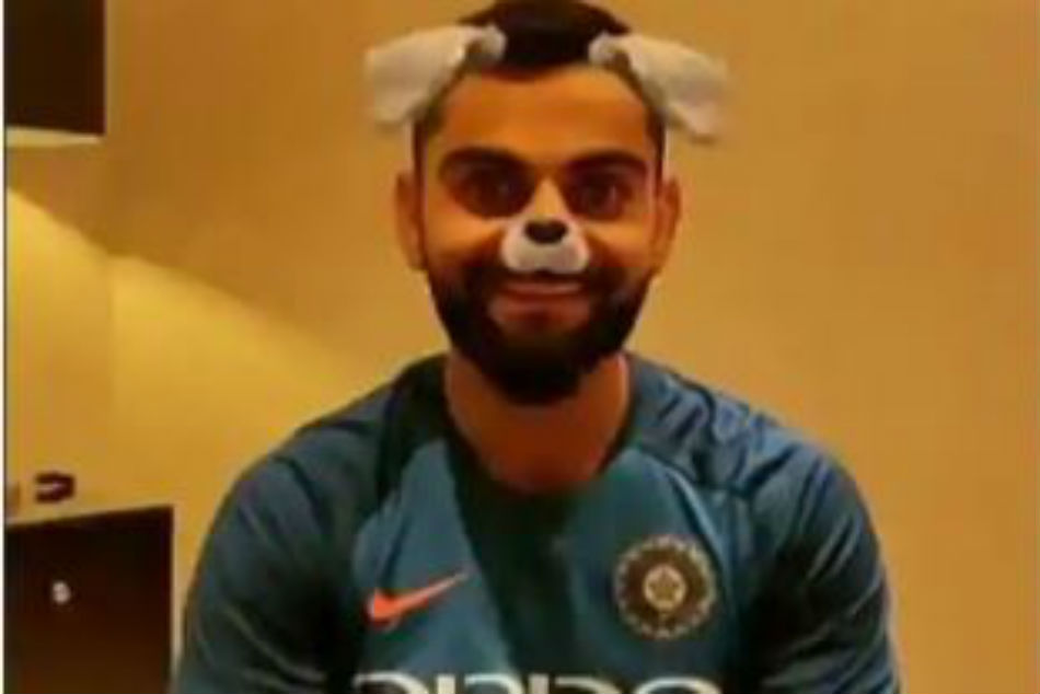 Anushka Sharma Can T Stop Laughing At Unsuspecting Husband Virat Kohli In New Instagram Video