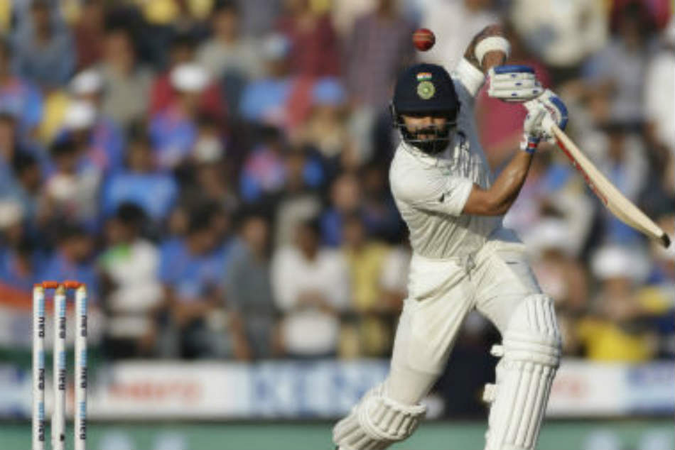India Vs Australia 4th Test Day Virat Kohli At His Very Best For The Shot The Day