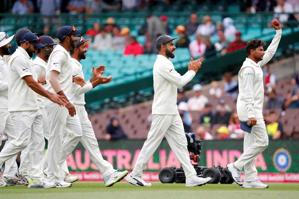 Twitter Reactions India Make Australia Follow On At Home The First Time Since