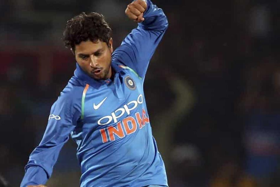 Kuldeep Yadav Creates New Record Becomes First Bowler Take Consecutive Four Fers In Nz