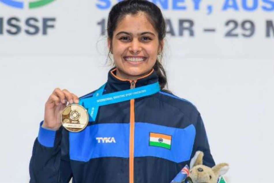 Haryana Sports Minister Anil Vij hits out at Manu Bhaker for criticising government