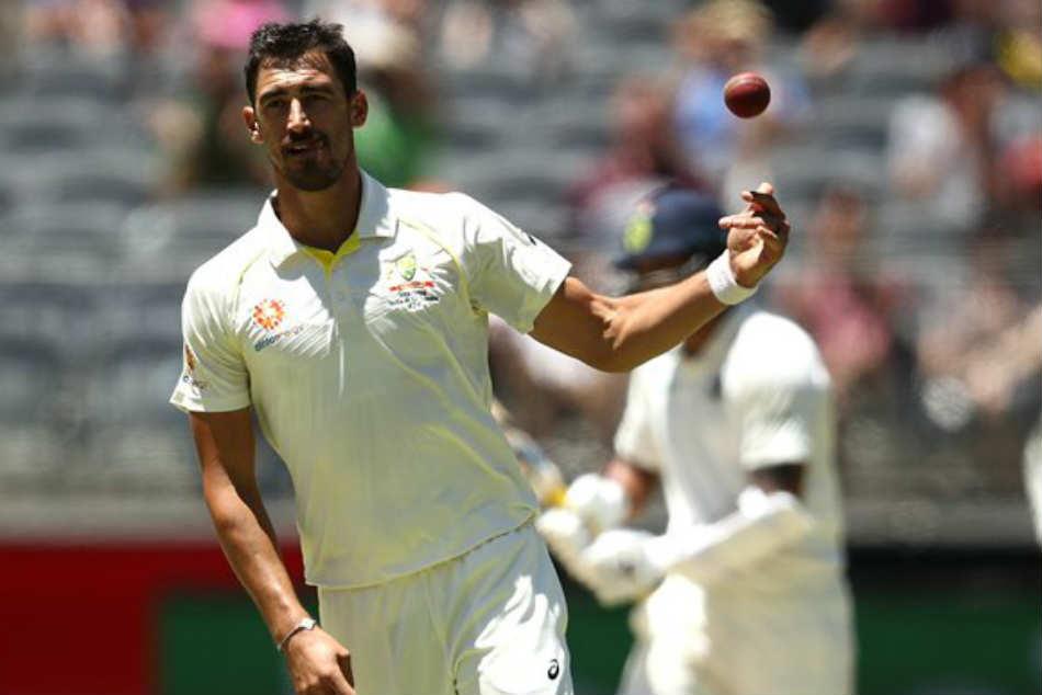 Australia Vs India Virat Kohli Backs Mitchell Starc After Latters Criticism