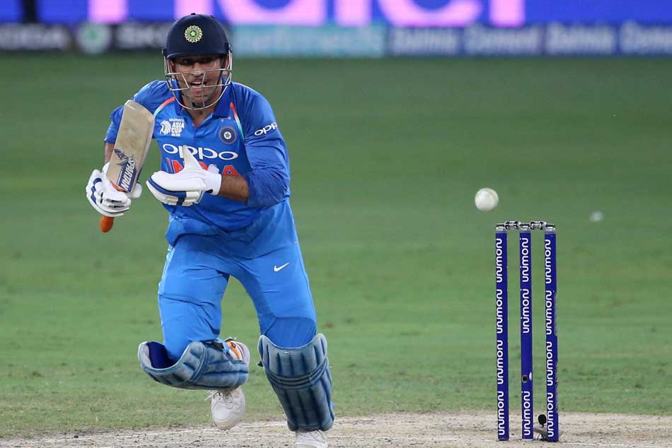 Ind Vs Aus Ms Dhoni 1 Run Away From Major Milestone Looks To Complete 10000 Odi Runs