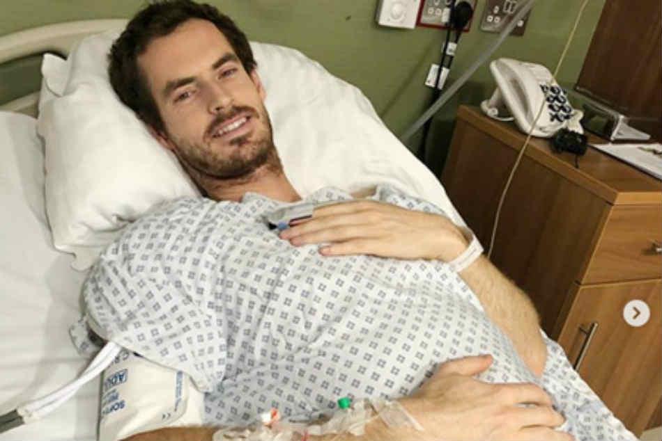 Andy Murray Undergoes Hip Resurfacing Surgery London