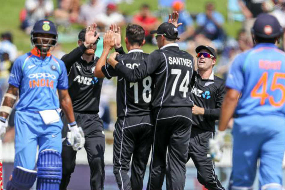 India Vs New Zealand 4th Odi Today Match Live Score Hamilton
