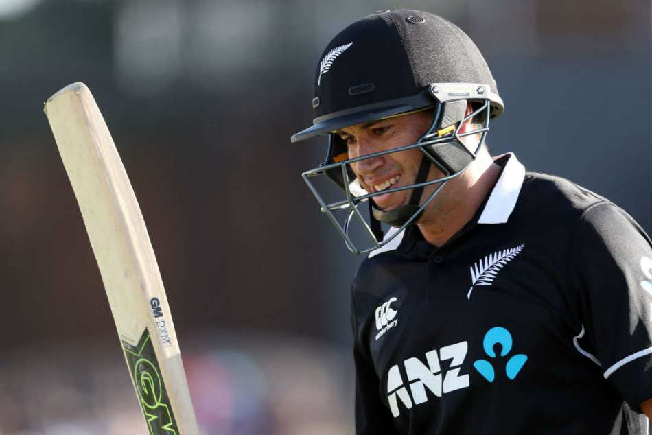 India Vs New Zealand 3 0 Loss Tough Swallow But India Far Better Side Says Ross Taylor