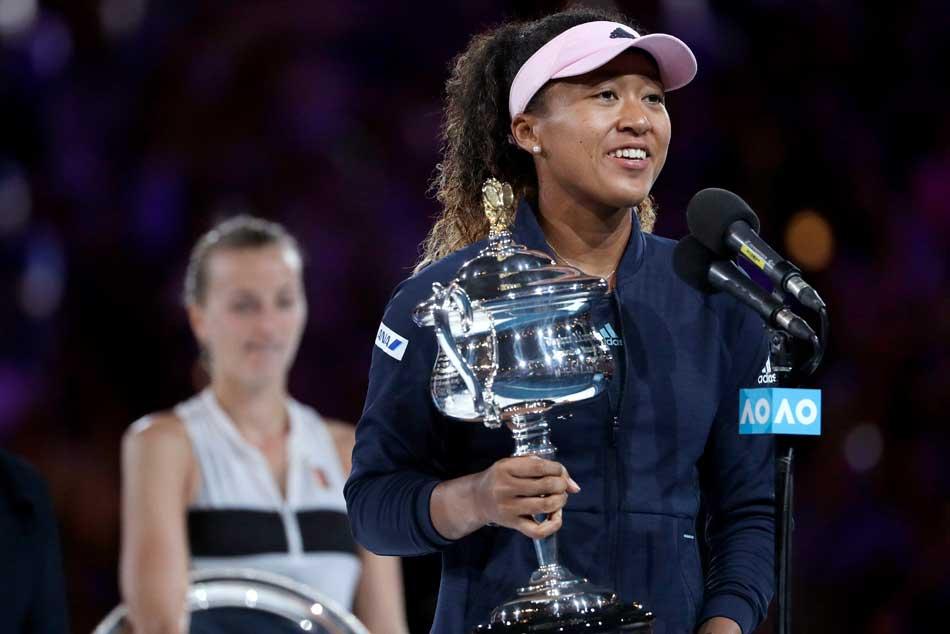 Australian Open 2019 Naomi Osaka Beats Petra Kvitova Win Title