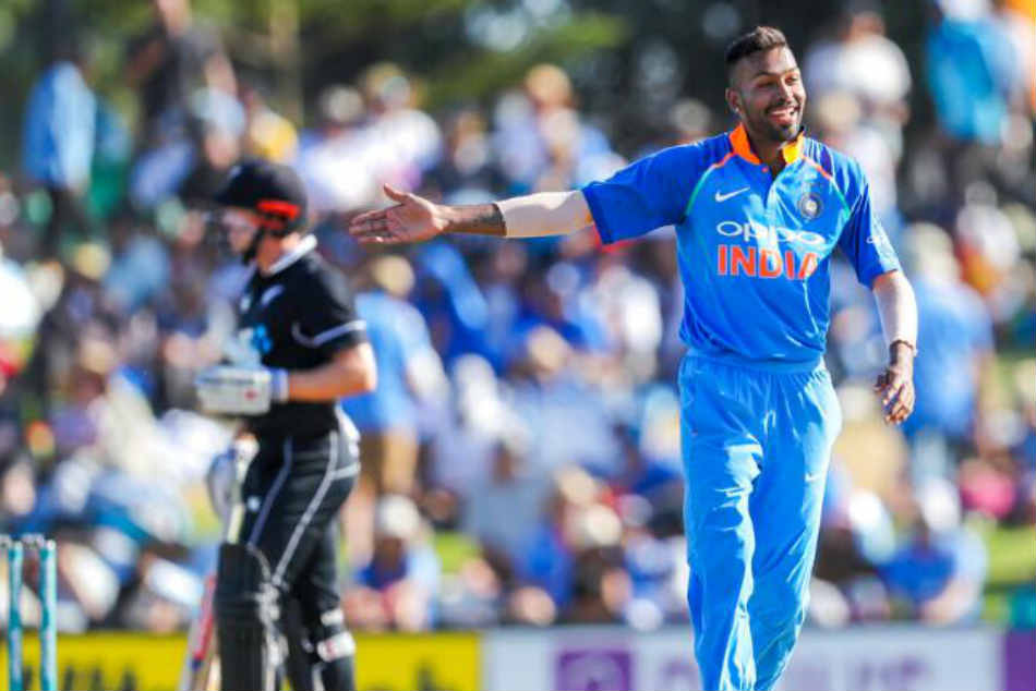 India vs New Zealand: Thank you, Hardik Pandya tweets after strong comeback