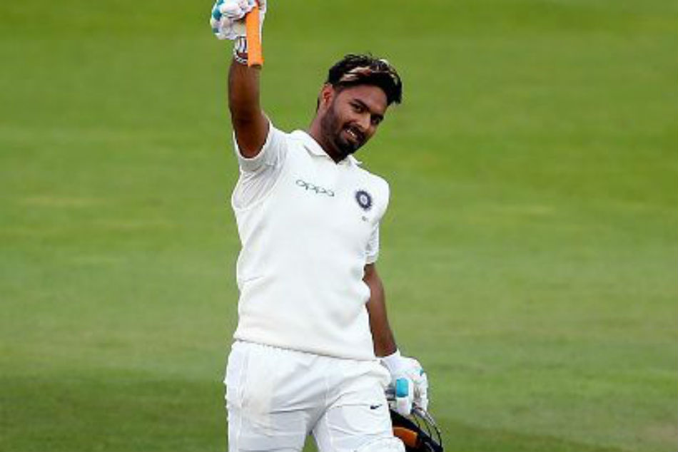 Rishabh Pant 1st Indian wicketkeeper to score Test hundred in Australia