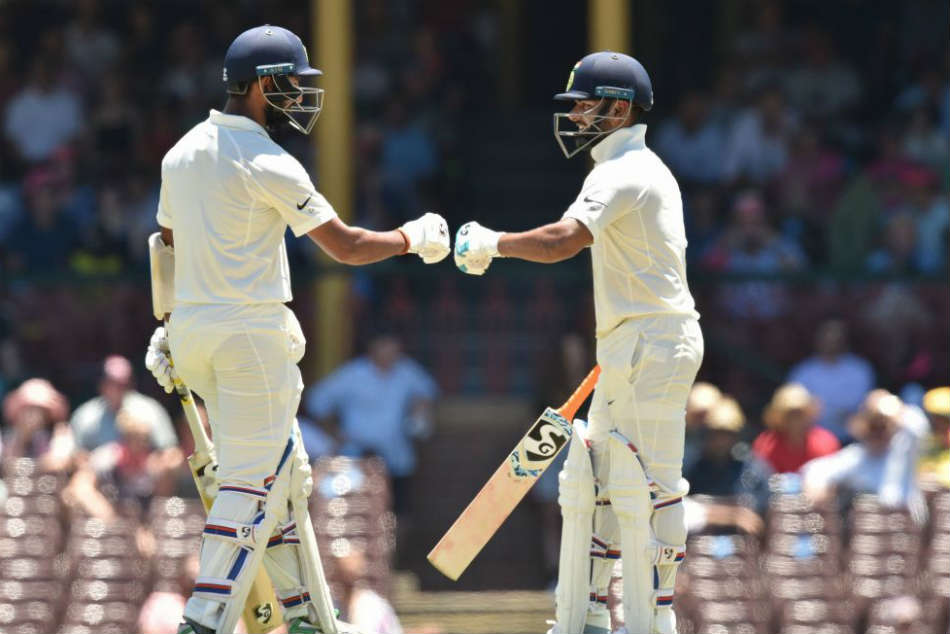 India Vs Australia Live Score 4th Test Day 2 India Declare First Innings On 622 7 Sydney