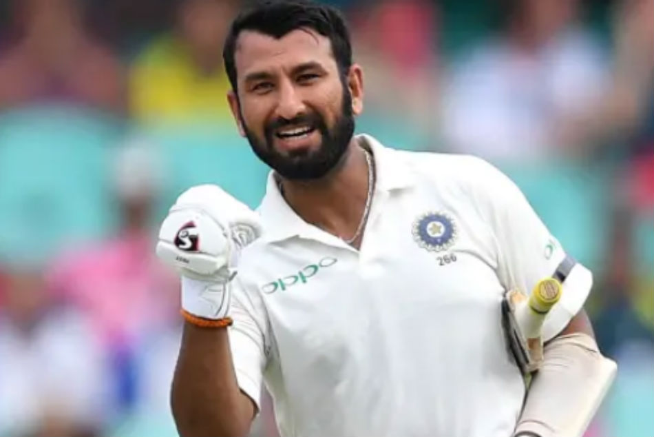 Twitter Reactions Magnificent Cheteshwar Pujara Helps India Boss The First Day In Sydney
