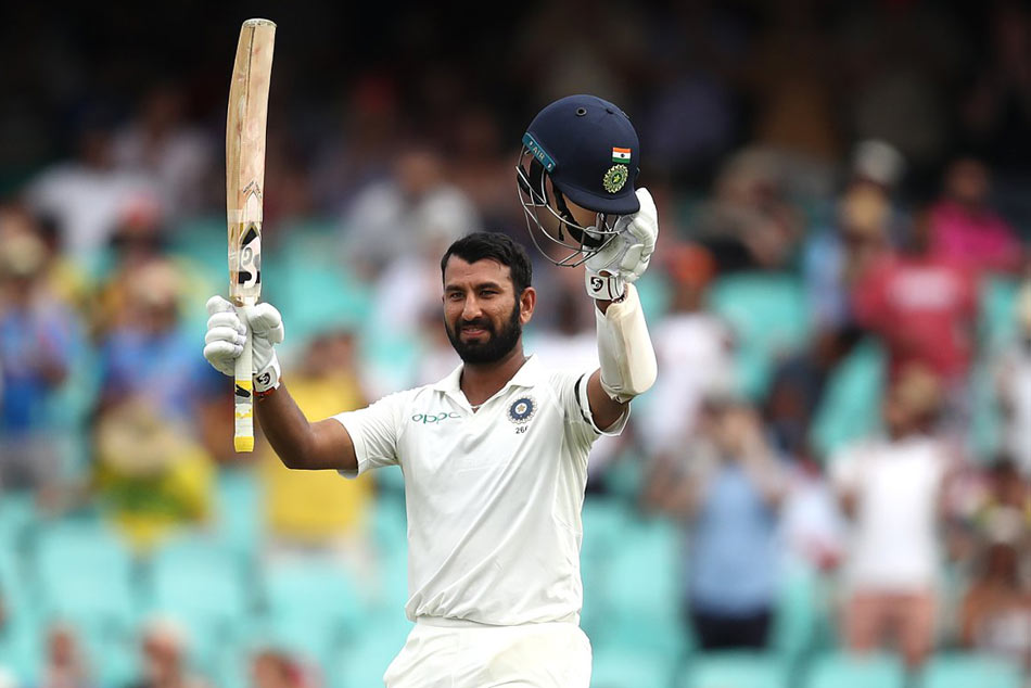 Cheteshwar Pujara hits unbeaten 130 as India build towards strong first innings total in fourth Test