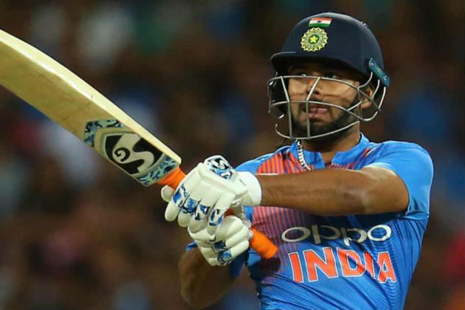 Rishabh Pant Slams Quick Fire Fifty Ahead New Zealand T20 Series