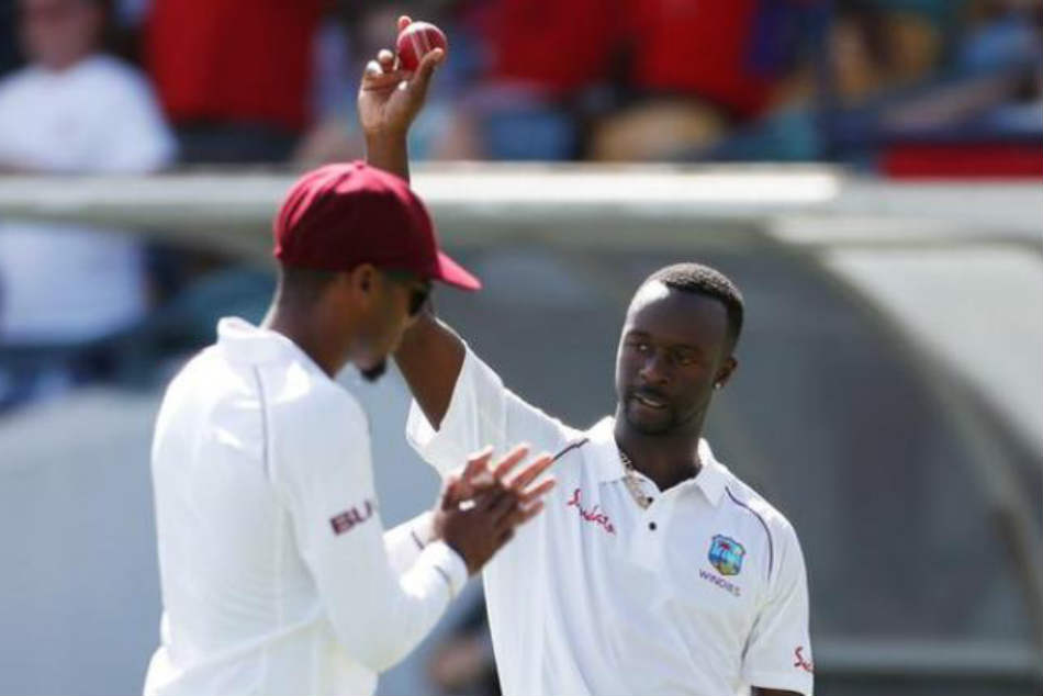 England bowled out for their 4th lowest Test total vs West Indies