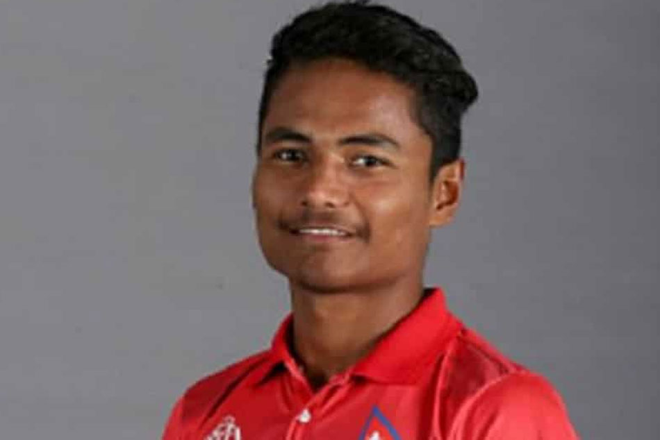 Nepal's Rohit Paudel breaks Sachin Tendulkar's record with international fifty