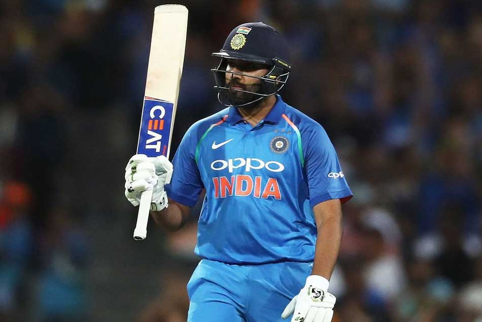 1st ODI: Rohit Sharma Breaks Viv Richards Record With 22nd ODI Hundred