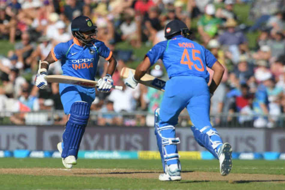 India vs New Zealand, Live Score 2nd ODI: Rohit Sharma, Shikhar Dhawan Hit Fifties As India Dominate New Zealand