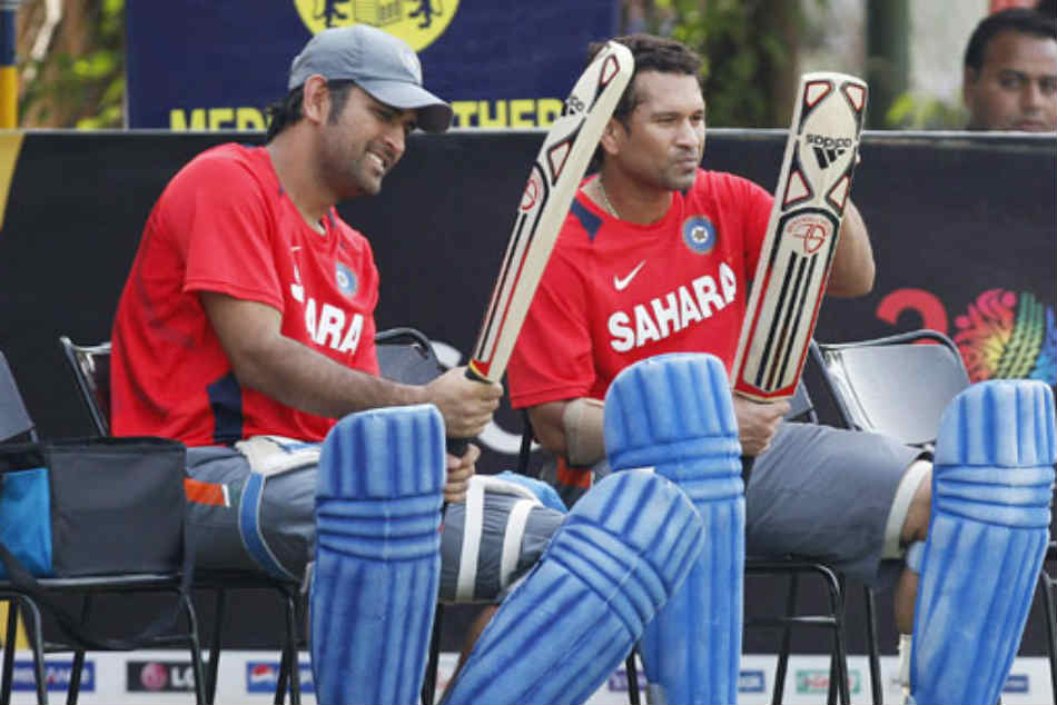MS Dhoni joint-third in list of most ODIs for India; behind Sachin Tendulkar and Rahul Dravid
