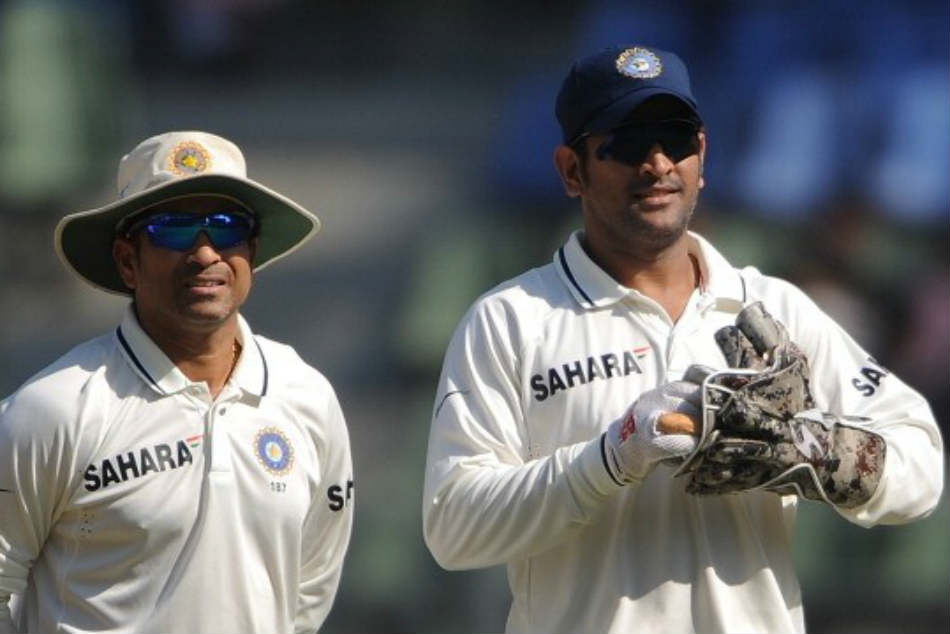 India Vs Australia Have Seen Sachin Tendulkar Get Angry But Not Ms Dhoni