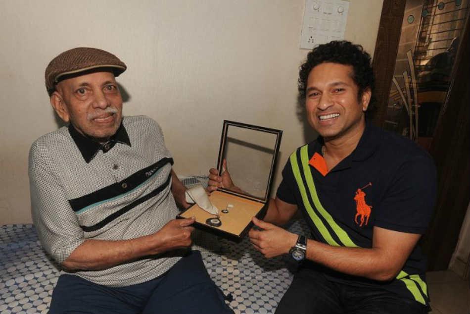 Teachers Day When Ramakant Achrekar Scolded Sachin Tendulkar And Changed His Life