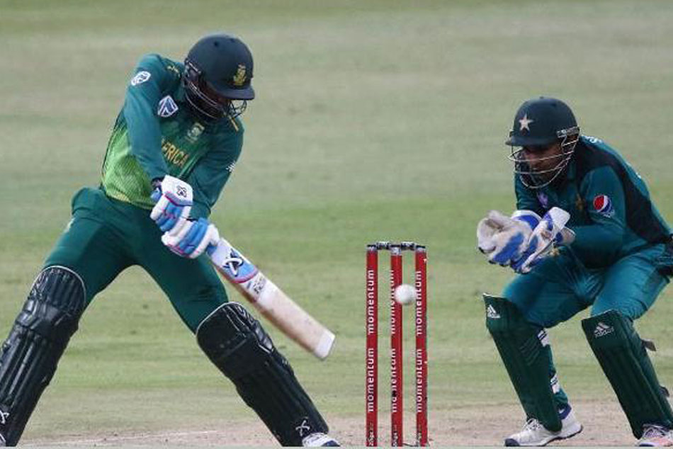 On Field Taunt Could Land Sarfraz Ahmed Hot Waters