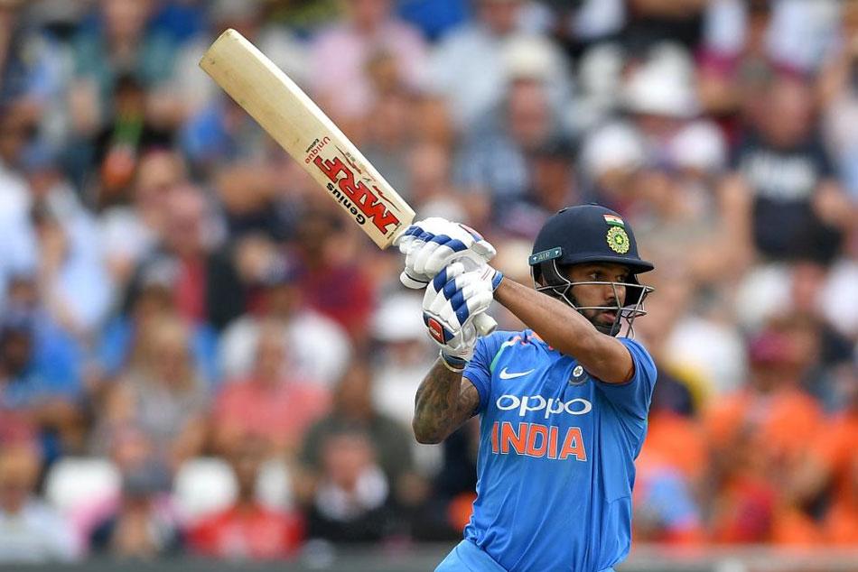 Shikhar Dhawan Emulates Brian Lara Joint Fastest Left Handed Batsman To 5000 Odi Runs