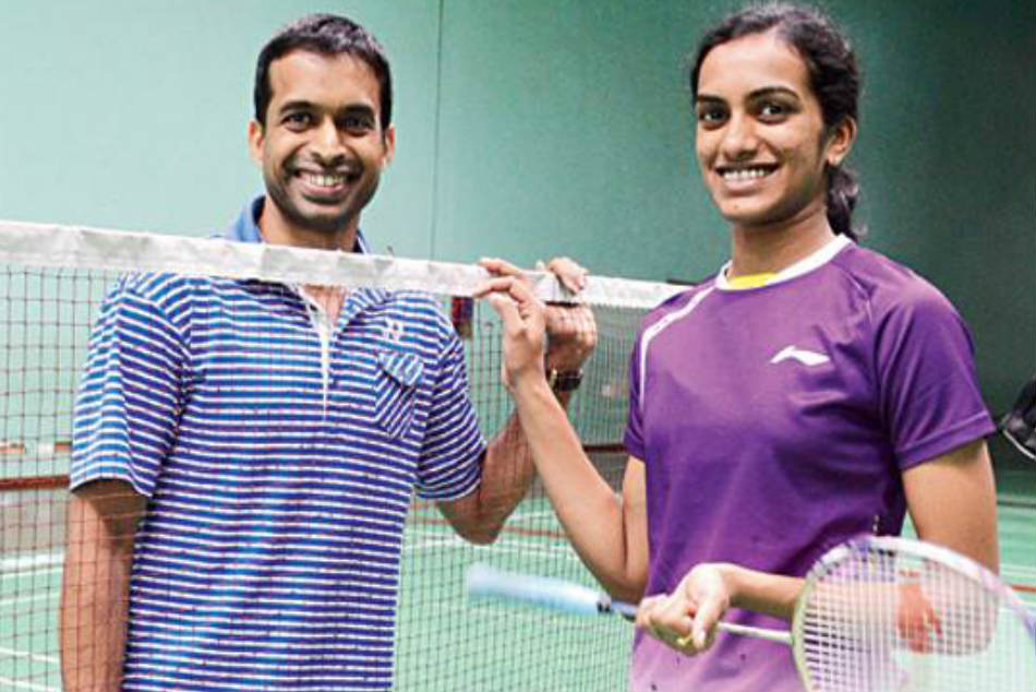 Gopichand Foresess Badminton Gold Medal at 2020 Tokyo Olympics
