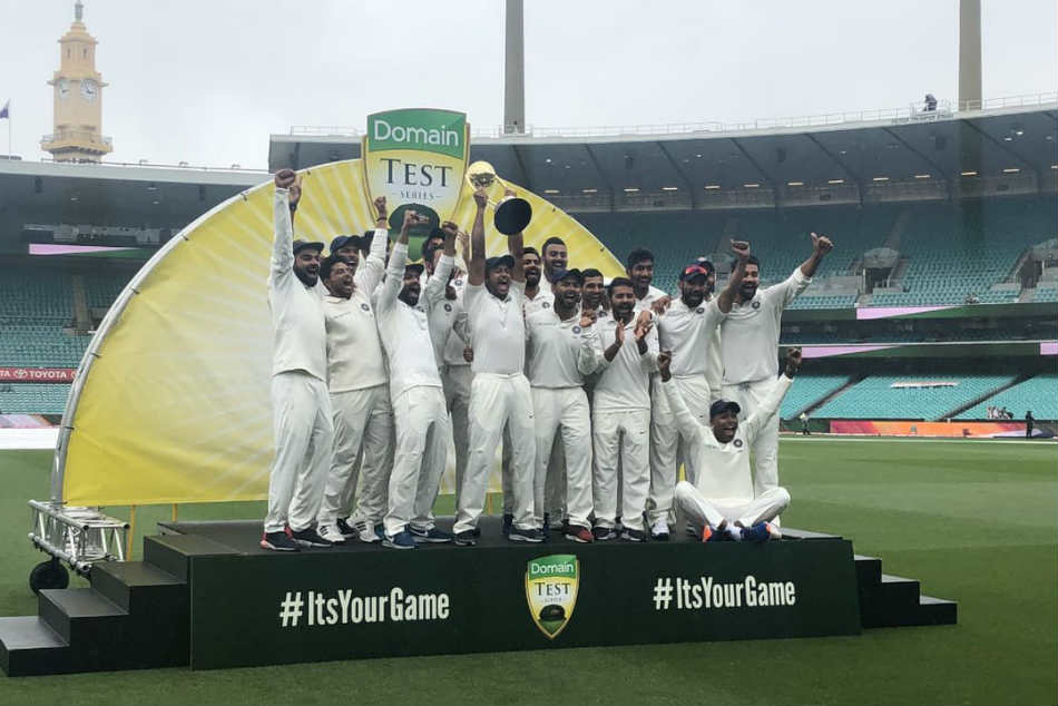 India vs Australia, 4th Test, Day 5 at Sydney: Kohli Hails Series Victory as Greatest Achievement
