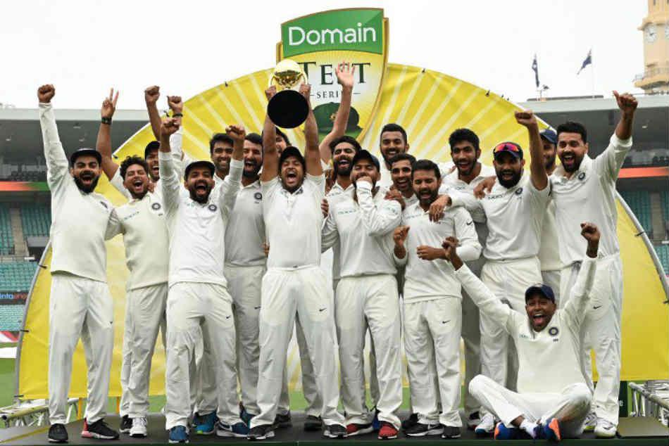 India Vs Australia Bcci Announces Huge Cash Rewards Virat Kohli History Makers