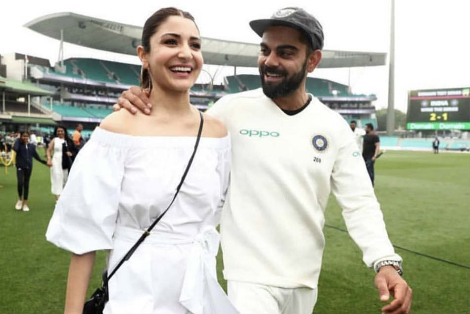 Wife Anushka Sharma Goes On 'Victory Walk' with Virat Kohli in Sydney, See Video