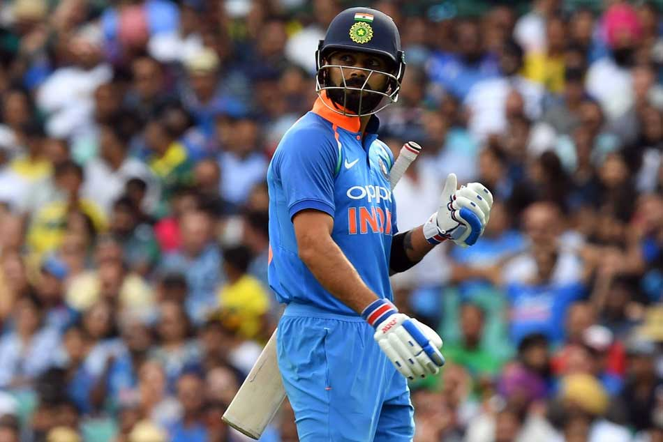 India Vs Australia Not Very Pleased With Our Batting Performance Says Virat Kohli