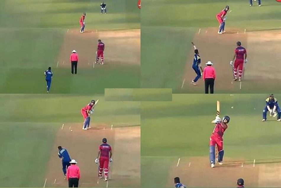 Yuvraj Singh Hits Fifty After While Slams 80 Off 57 Dy Patil T20 Cup