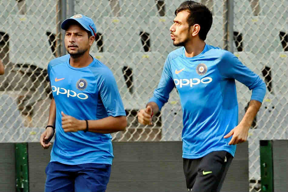 When You Re Not Bowling At Other End There S Something Missing Kuldeep