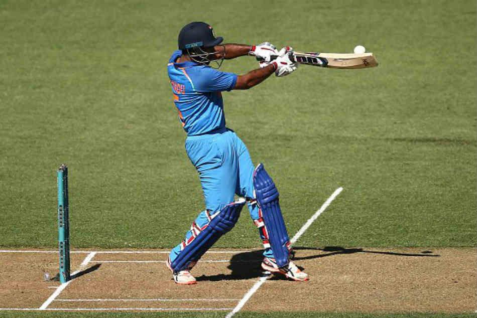 India Vs New Zealand 5th Odi Ambati Rayudu Vijay Shankar Bulid On For India After Four Early Wickets