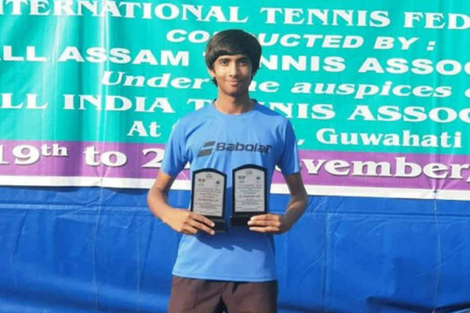 Aryaan 16 Becomes First Indian Tennis Player Fail Dope Test