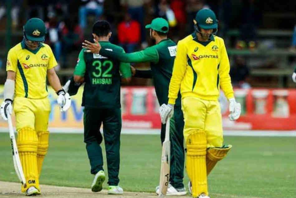 Australia S Refusal Forced Pakistan Play Odis Uae