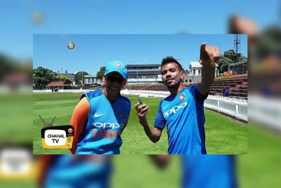Rofl You Are My Batting Inspiration Smriti Jokes With Yuzi On Chahal Tv